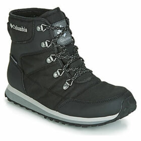 Columbia  WHEATLEIGH SHORTY  women's Snow boots in Black