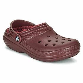 Crocs  CLASSIC LINED CLOG  women's Clogs (Shoes) in multicolour