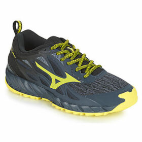 Mizuno  WAVE IBUKI  women's Running Trainers in Blue