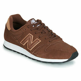 New Balance  373  women's Shoes (Trainers) in Brown