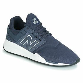 New Balance  247  women's Shoes (Trainers) in Blue