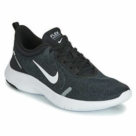 Nike  FLEX EXPERIENCE RUN 8 W  women's Running Trainers in Black