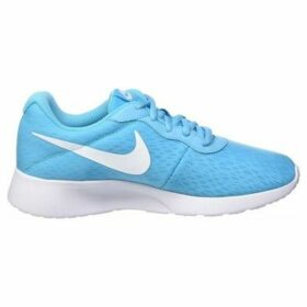 Nike  Wmns  Tanjun BR 833677-410  women's Running Trainers in Blue