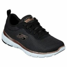 Skechers  Flex Appeal 3.0 - First Insight. 13070  women's Running Trainers in Black