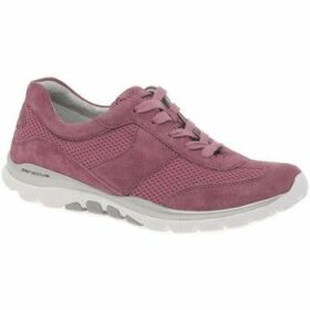 Gabor  Helen Womens Sports Trainers  women's Shoes (Trainers) in Pink