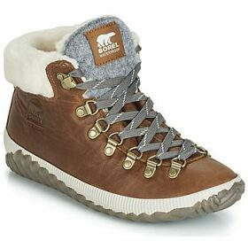 Sorel  OUT N ABOUT PLUS CONQUEST  women's Mid Boots in Brown
