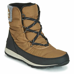 Sorel  WHITNEY SHORT LACE  women's Mid Boots in Brown