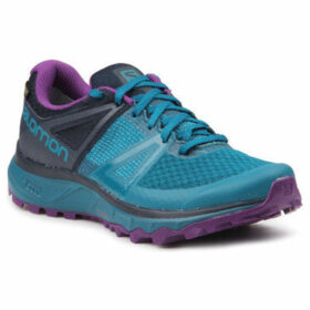Salomon  Trailster GTX W 404885-23  women's Running Trainers in Multicolour