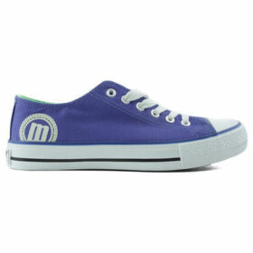 MTNG  Sports MUSTANG low  women's Shoes (Trainers) in Blue