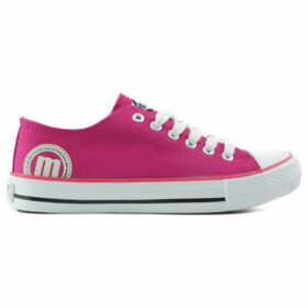 MTNG  Sports MUSTANG low  women's Shoes (Trainers) in Pink