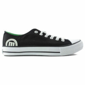 MTNG  Sports MUSTANG low  women's Shoes (Trainers) in Black