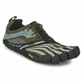 Vibram Fivefingers  SPYRIDON LS  women's Running Trainers in Green