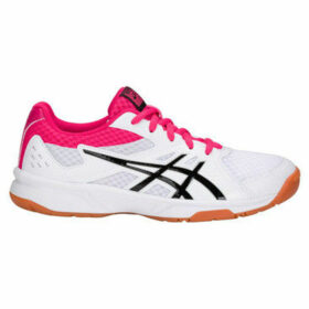 Asics  UPCOURT 3  women's Indoor Sports Trainers (Shoes) in White