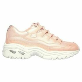 Skechers  ENERGY-GLACIER VIEWS  women's Shoes (Trainers) in Pink