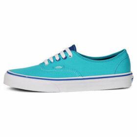 Vans  Authentic  women's Tennis Trainers (Shoes) in Blue