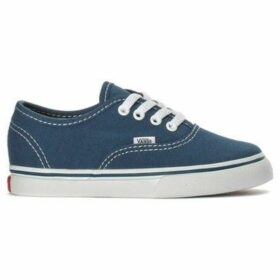 Vans  Authentic  women's Tennis Trainers (Shoes) in Blue