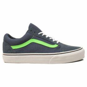 Vans  Old Skool  women's Tennis Trainers (Shoes) in Blue