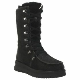 Geox  D PORTHYA  women's High Boots in Black