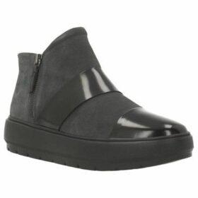 Geox  D KAULA  women's Low Ankle Boots in Black