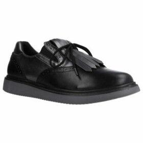 Geox  J THYMAR GIRL  women's Casual Shoes in Grey