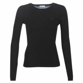 Lacoste  AF8728  women's Sweater in Black