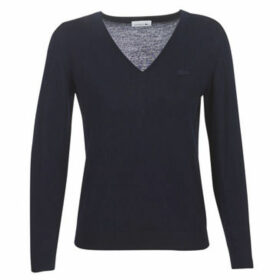 Lacoste  AF8785  women's Sweater in Blue