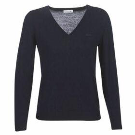 Lacoste  AF8785  women's Sweater in Blue