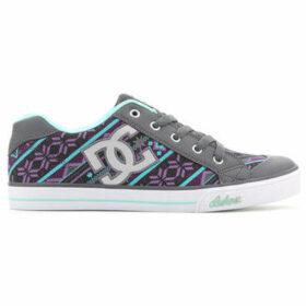 DC Shoes  DC CHELSEA GRAFFIC ADGS 300005  women's Skate Shoes (Trainers) in Multicolour