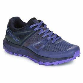 Salomon  TRAILSTER W  women's Running Trainers in Purple