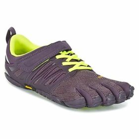 Vibram Fivefingers  V-TRAIN  women's Running Trainers in Purple