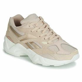 Reebok Classic  AZTREK 96  women's Shoes (Trainers) in Pink