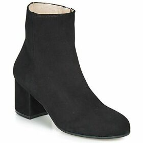 Ippon Vintage  NEXT DAY  women's Low Ankle Boots in Black