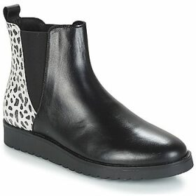 André  TRULY  women's Mid Boots in Black