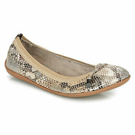 LPB Shoes  AVA  women's Shoes (Pumps / Ballerinas) in Beige