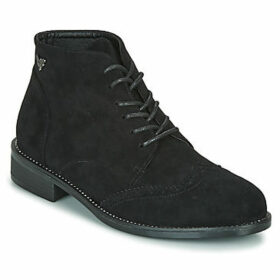 LPB Shoes  LEON  women's Casual Shoes in Black