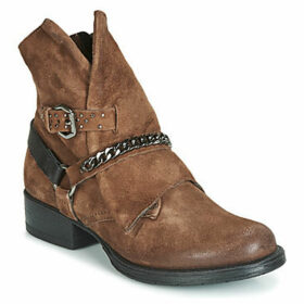 Metamorf'Ose  FALIDA  women's Mid Boots in Brown