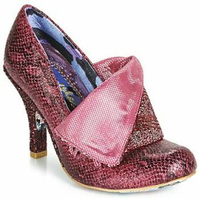 Irregular Choice  FLICK FLACK  women's Court Shoes in Pink