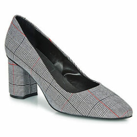 So Size  AXEL  women's Court Shoes in Grey