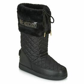 Love Moschino  JA2416  women's Snow boots in Black