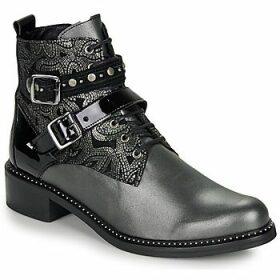 Regard  ROCJI V1 MET  women's Mid Boots in Grey