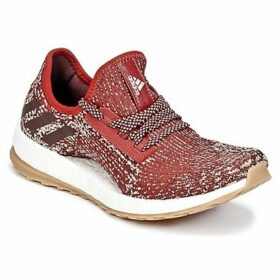 adidas  PUREBOOST X ATR  women's Running Trainers in Red