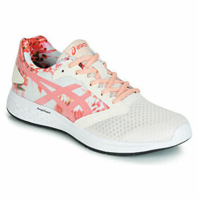 Asics  PATRIOT 10 PRINT PACK  women's Running Trainers in Pink