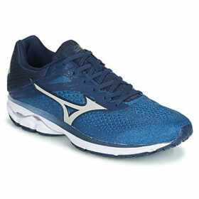 Mizuno  WAVE RIDER 23  women's Running Trainers in Blue