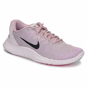 Nike  FLEX RUN 2018  women's Sports Trainers (Shoes) in Pink