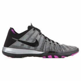 Nike  Free TR 6 MTLC 849805-002  women's Running Trainers in Grey