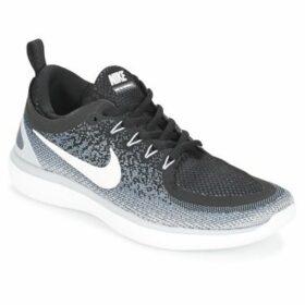 Nike  FREE RUN DISTANCE 2 W  women's Running Trainers in Black