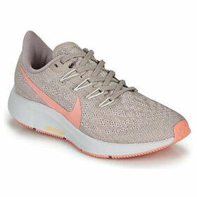 Nike  AIR ZOOM PEGASUS 36 W  women's Running Trainers in Beige