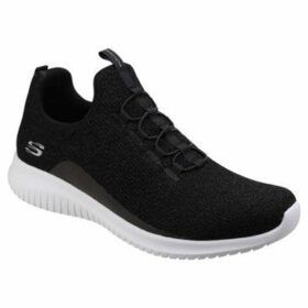 Skechers  Ultra Flex Womens Sports Shoes  women's Shoes (Trainers) in Black