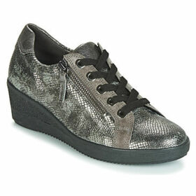 Gabor  9649822  women's Shoes (Trainers) in Grey