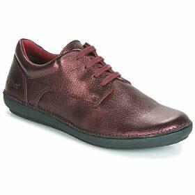 Kickers  FOWFO  women's Casual Shoes in Purple